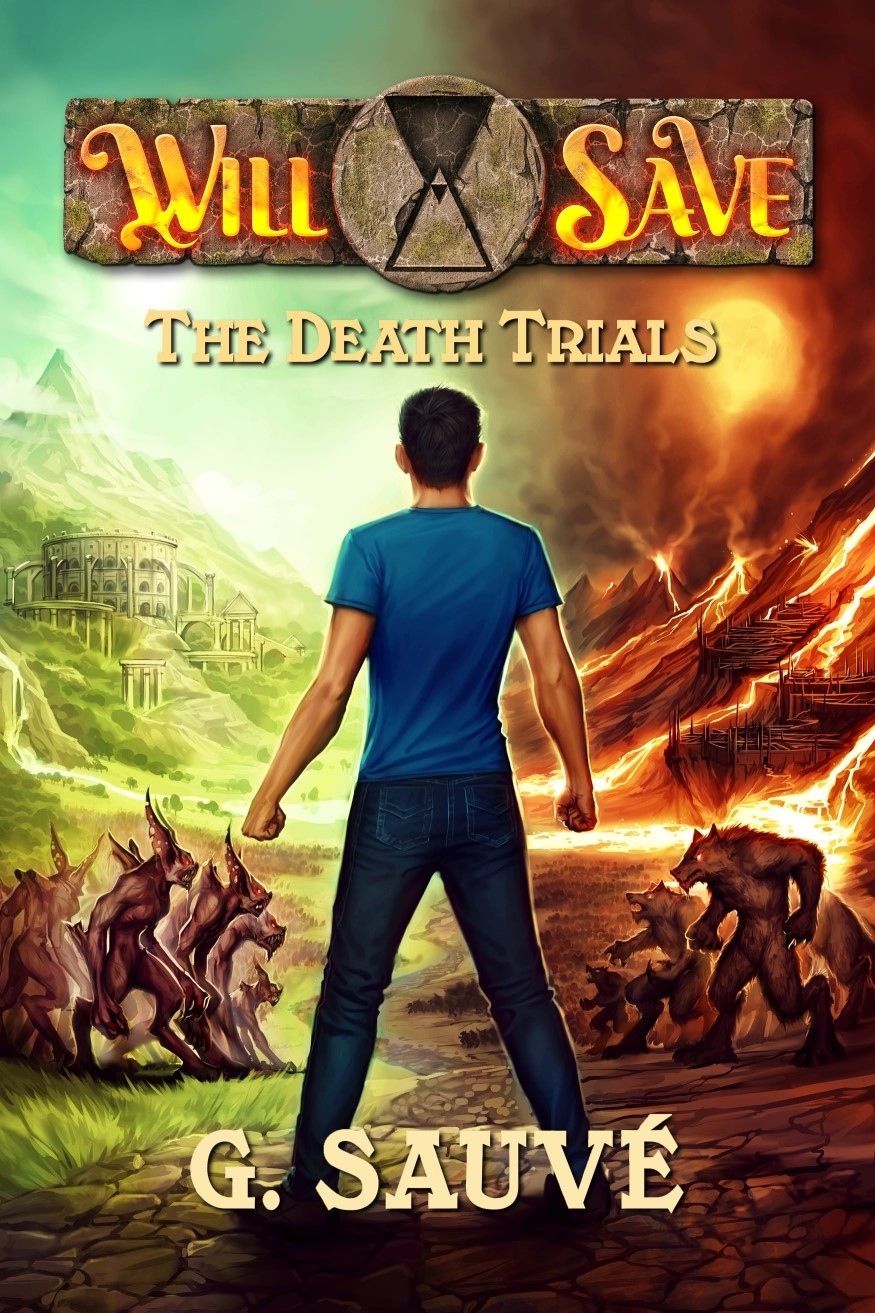 G. Sauvé: Author of Time Travel Adventures - The Death Trials